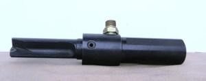 "Sandvik Coromant 1 1/4"" Coolant-Fed Indexable Insert Drill System"