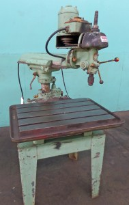 Walker Turner / Rockwell Delta Radial Drill Press