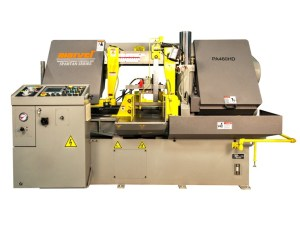 """Marvel Spartan 20"""" x 18"""" Heavy-Duty """"Post Style"""" Horizontal Automatic Band Saw, PA460HD MPC"""