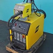 Esab 353CV Mig Welder With Mig-4HD Wire Feeder
