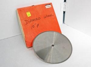 "Starlite 10"" Diameter Diamond Wheel"
