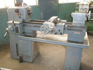 "Clausing 14"" x 30"" Metal Lathe, Model: 6908"