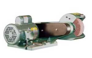 "Burr King 6"" Variable Speed Deburring And Polishing Grinder Buffer, 600 (61110)"