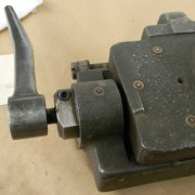 Chicago Midland Quick Acting Slide Tool For Turret Lathe