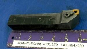 "Kennametal Indexable 1""  Tool Holder"