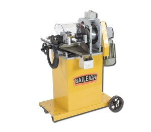 """Baileigh 3"""" Tube And Pipe End Mill Notcher, TN-800"""