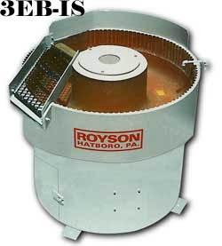 Royson 3EB-IS Vibratory Finisher