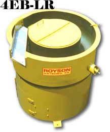 Royson 4EB-LR Vibratory Finisher