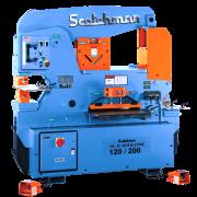 Scotchman 120 Ton 5-Station Dual Operator Ironworker, DO 120/200-24M