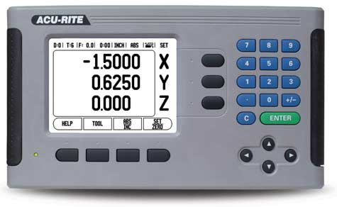 Acu-Rite 200S Digital Readout System