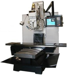 "Willis 20"" x 63"" CNC Bed Mill, BTM-50"