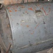 Westinghouse 125 HP Electric Induction Motor
