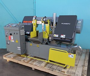 """Marvel Spartan 14"""" Heavy-Duty, High Speed Horizontal Automatic Band Saw with Programmable Control, PA360/MPC"""