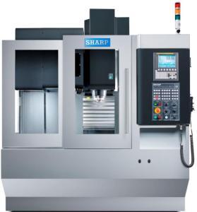 "Sharp 24"" x 16"" CNC High Precision Linear Way Mini Mill Vertical Machining Center, SVL-2416SX"