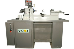 """Victor 9"""" Electronic Variable Speed Second Operation Lathe, 616EVS"""
