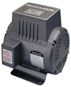 Phase-A-Matic 220 Volts Rotary Phase Converter, R-5