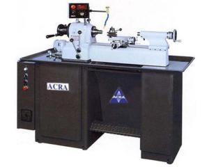 "Acra 9"" x 15"" Super Precision Second Operation Lathe, ATS-27 EVS"