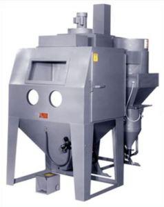 "Trinco 48"" x 36"" Direct Pressure Sandblast Cabinet with Abrasive Separator"