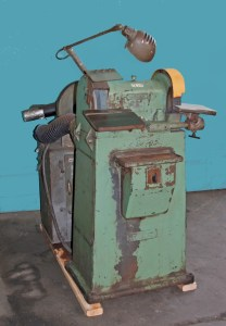 """Carboloy 10"""" Double End Tool Grinder With Dust Collector"""