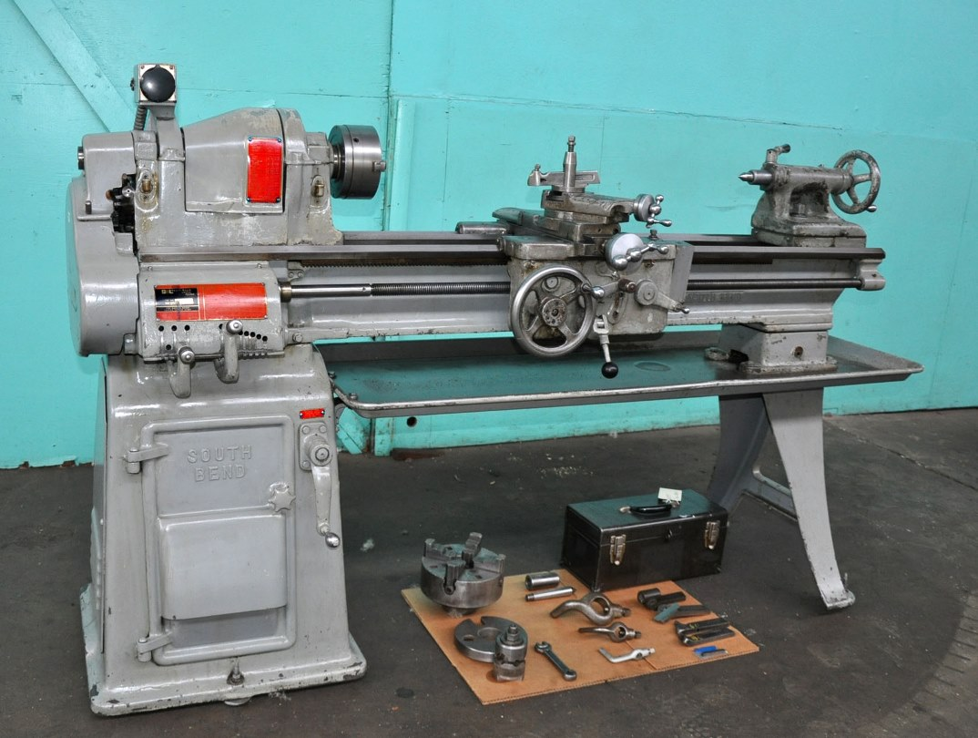 13 South Bend Lathe Manual