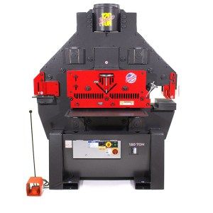 Edwards 120 Ton JAWS V Hydraulic Ironworker