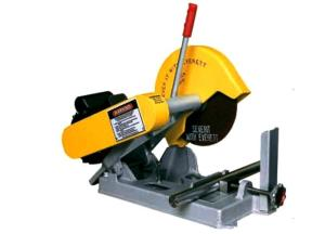 "Everett 10"" Abrasive Cut-Off Saw With Vise"