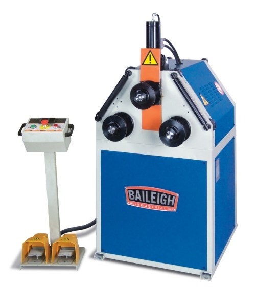 "Baileigh 2"" Hydraulic Profile Bender, R-M55H"