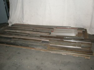 Press Brake Dies Large Lot Selection Many Types