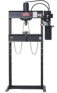 Dake 25 Ton Dura-Press Hydraulic H-frame Press, Force 25DA