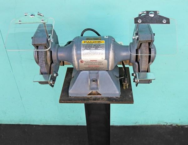 Baldor 6 Quot Pedestal Grinder 662e Norman Machine Tool