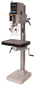 "Solberga 14"" x 20"" Geared Head Drill Press with Power Feed, SE2025PW"