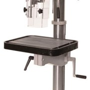"""Solberga 14"""" x 20"""" Geared Head Drill Press with Power Feed, SE2025PW"""