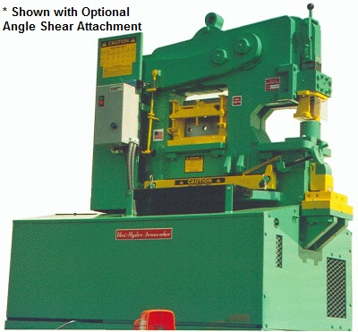 Uni-Hydro 125 Ton Ironworker, Pro 125