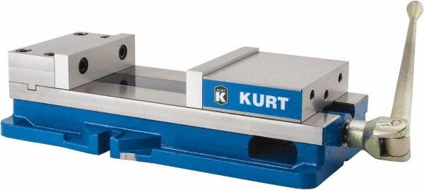 "Kurt 8"" Manual Vise, D810"