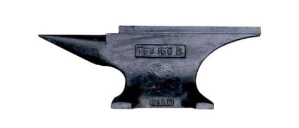 Pieh Blacksmith Tools TFS 150 lbs. Single-Horn Blacksmith Anvil