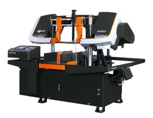 "Cosen 12.8"" Programmable Dual Column Automatic Band Saw, G-320"
