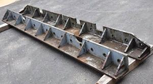 PRESS BRAKE ANGLES 10' OVER-ALL SET OF 2