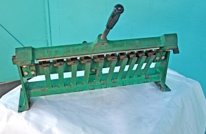 "Tennsmith 18"" x 20 Gauge Cleatbender, CB18"
