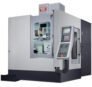 Kent CNC Horizontal/Vertical Machining Center, KHV-400