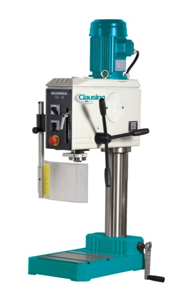 "Clausing Ibarmia ""Series T"" Geared-Drive Round Column Drill, TS25"