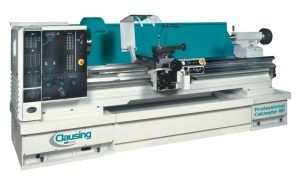 "Clausing Colchester 21"" x 80"" Variable Speed Toolroom Lathe, 8116VSJ"