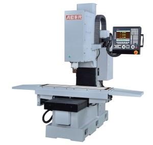 """Acer 1454 II 14"""" x 54"""" CNC Bed Mill w/ Rigid Head & Fagor 8055i CNC Control"""