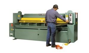 Betenbender 10′ x 10 Gauge Hydraulic Shear