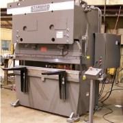 Standard Industrial 6' x 100 Ton Press Brake, AB100-6