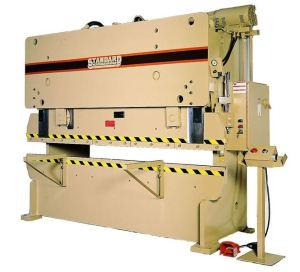 Standard Industrial 10' x 100 Ton Press Brake, AB100-10