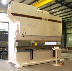 Standard Industial 12' x 400 Ton Press Brake, AB400-12