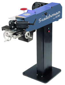 Scotchman 4″ Tube & Pipe Grinder Notcher, AL100U-02