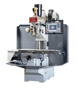 """Kent 12"""" x 50"""" CNC Bed Mill with Fagor Control, TW-32QI"""