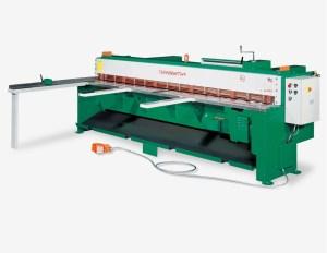 Tennsmith 10' x 14 Gauge Electro-Mechanical Shear, LM1014-FC