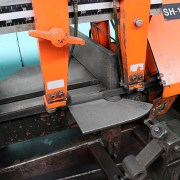 "Cosen 10"" SH-1016JYM Semi-Automatic Swivel Head Miter Band Saw"